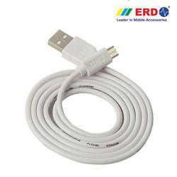 White Micro USB Data Cable