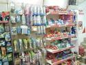 Supermarket Perforated Racks
