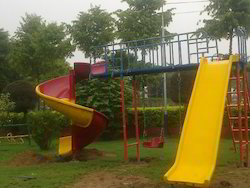 FRP Combination Set - Playground Slide