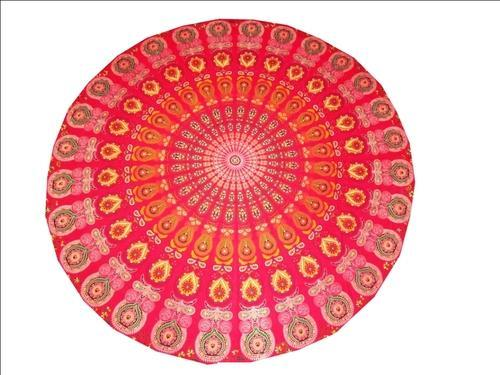 Indian Handmade Cotton Round Wall Hanging