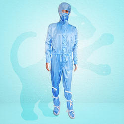 Flaket Design Antistatic Coverall