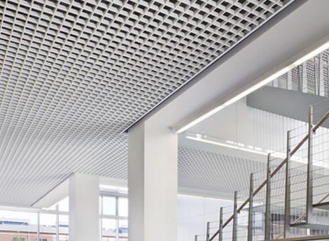 False Ceilings Metal Ceilings Wholesale Trader From Delhi