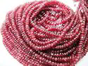 Ruby Red Spinel Beads