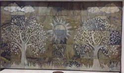 Slate Stone Mural - Jungle Concept