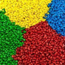 Colored HD Plastic Granules