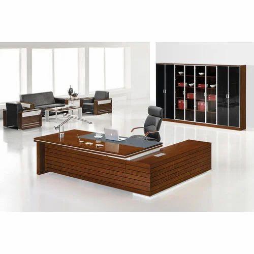 Fancy Wooden Office Table