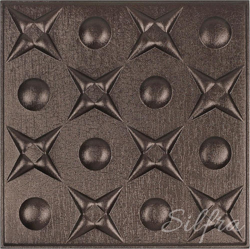 Silfra 3D Leather Wall Panels Design No. Sd08006