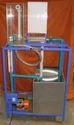 Bernoulli's Theorem Apparatus