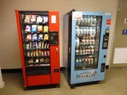 Credit And Debit Card Multi Product Smart Vending Machine