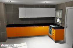 modular kitchen imported