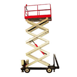 Manual Hydraulic Scissor Lift Table