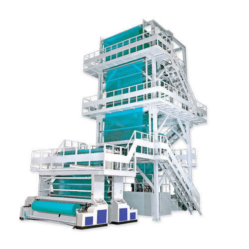 Wide Sheet Blown Film Plant