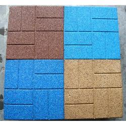 Rubber Sports Surface Tiles