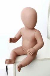 Sitting Kids Mannequin