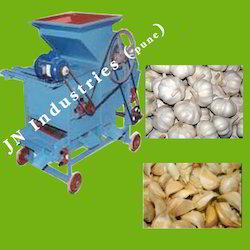 Garlic Bulb Deacoter Machine