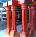 Fiber Wedding Pillar