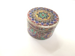 Meena Pill Box
