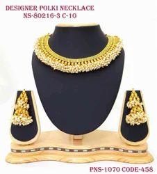Designer Ghanthan Necklace Set