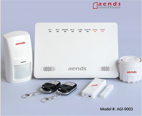 Wireless GSM/Anti-Theft Alarm System