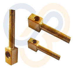 Brass lamp holder pin brass electrical adapter parts manufacturer brass electrical adapter parts mozeypictures Gallery