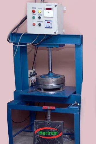 Semi Automatic Paper Plate Machine - Hydraulic Paper Plate Making Machine Manufacturer from Surat & Semi Automatic Paper Plate Machine - Hydraulic Paper Plate Making ...