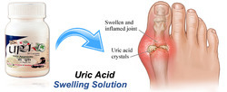 Uric Acid Swelling Solution