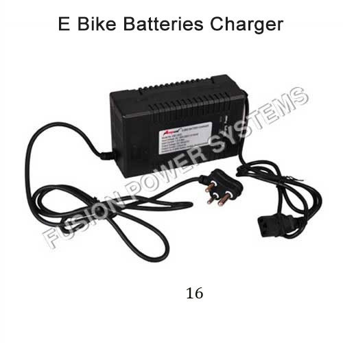 E Bike Batteries Charger