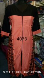 Embroided Ladies Kurti