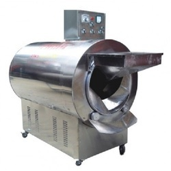 Rotary Drum Roaster Machine