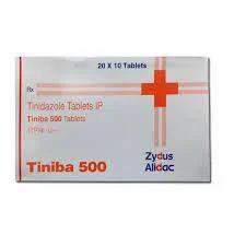 Tiniba - 500 Mg Tablets