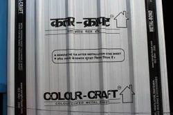 Colour Craft  Bare Galvalume Sheet