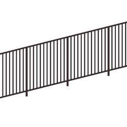 MS Railing Fabrication