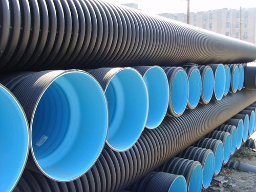 Hdpe pipes and fittings dwc hdpe pipes manufacturer from jaipur