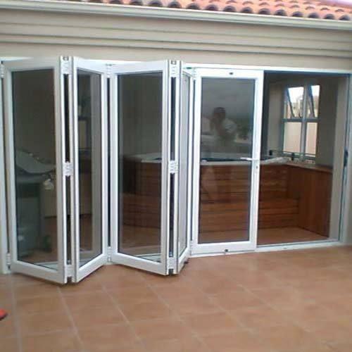 Commercial Doors Aluminum Folding Door Manufacturer From