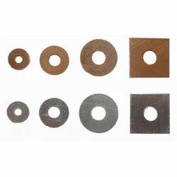 Bimetallic Square Washer