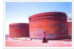 To Construct Conical Roof Tanks
