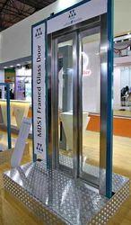 Wittur Glass Door