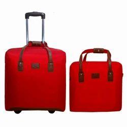 Twin Trolley Bags