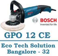 BOSCH GPO 12 CE Car Polisher / Metal Polisher