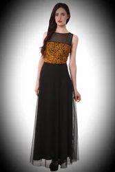 Gown Maxi Dress