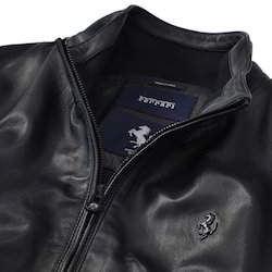 Ferrari Black Jackets