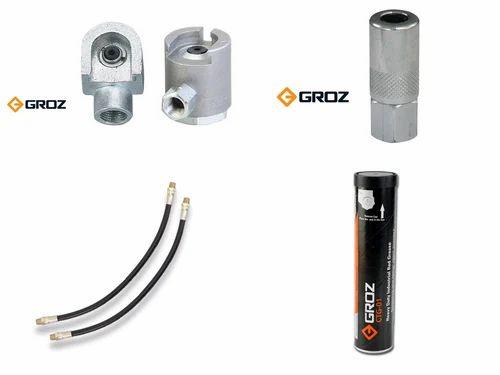 Groz Fluid Handling Equipments Grease Guns Manufacturer