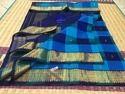 Silk Cotton Pallum Pazhum Kattam Sarees