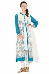 Styling Beautiful Pakistani Style Printed Long Suit