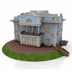 3D Villa Models