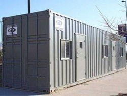 Container Office Space