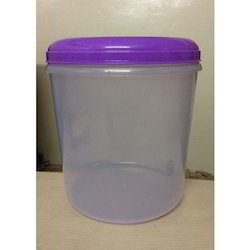 Plain Plastic Container For Packing