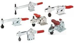 Horizontal Hold Down Action Toggle Clamp (H-Series)