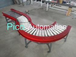 S Type Power Roller Conveyor