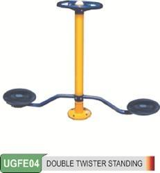Double Twister Standing
